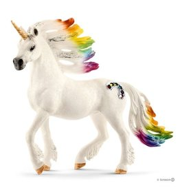 Schleich Rainbow Unicorn, stallion