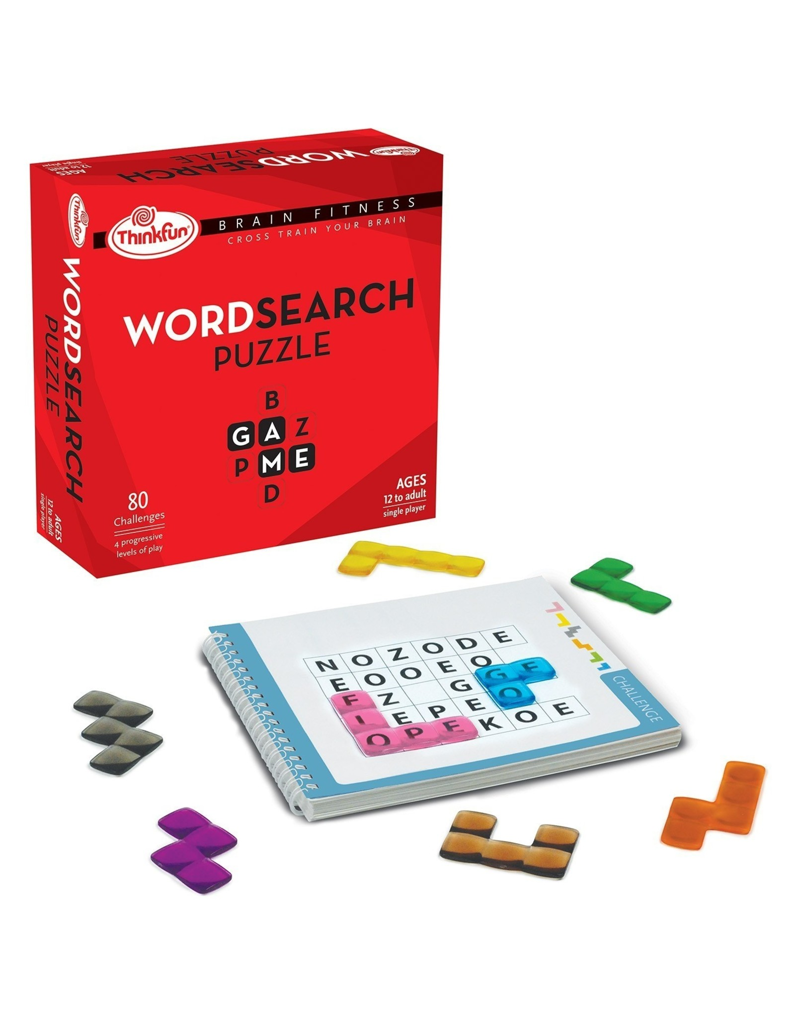 Think Fun Word Search Puzzle