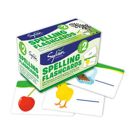 Sylvan 2nd Grade Spelling Flashcards