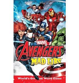 Mad Libs Avengers Mad Libs