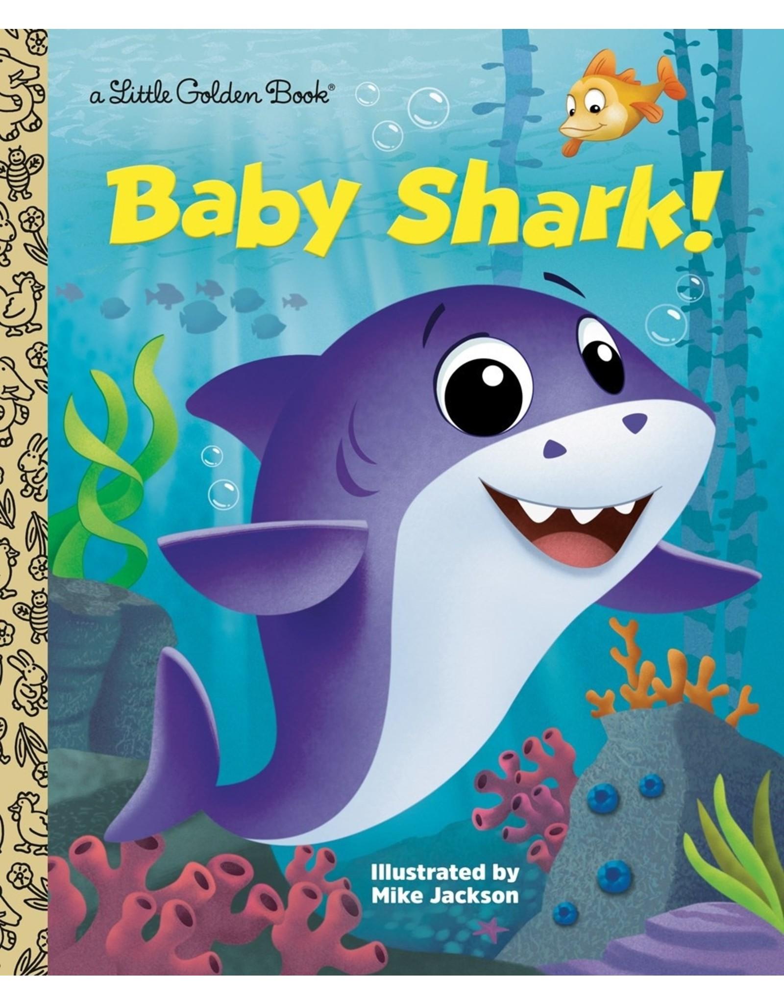 Little Golden Books Baby Shark! Little Golden Book