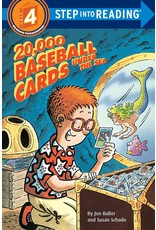 Step Into Reading Step Into Reading - 20,000 Baseball Cards Under the Sea (Step 4)