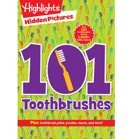 Highlights 101 Toothbrushes