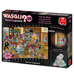 Jumbo Wasgij Destiny #20/ The Toy Shop! 1000 pc