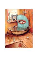 Heye Bathtub, Zozoville 1000pc