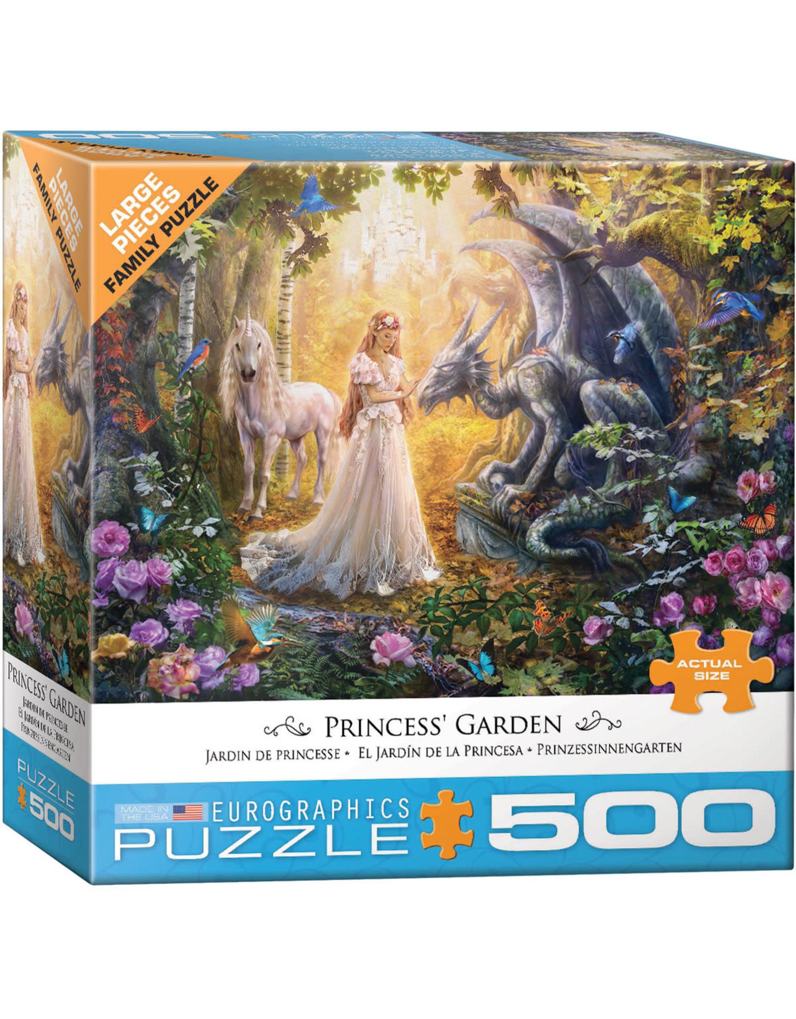 Eurographics Princess' Garden by Jan Patrik 500 pc