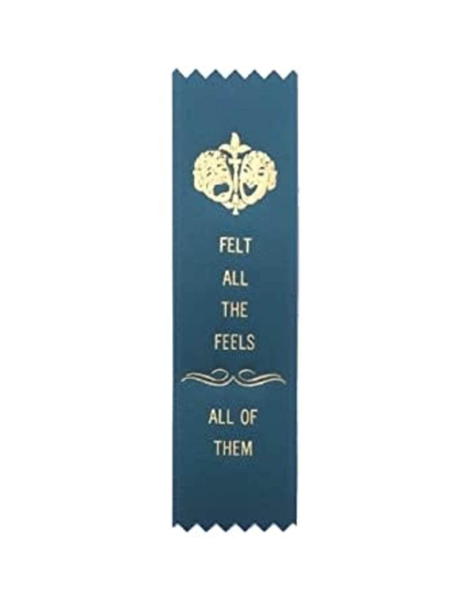 Adulting FTW Ribbon - Felt All the Feels