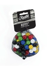 Rustik 60 Marbles for Chinese Checkers & Tock