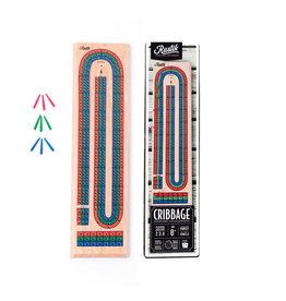 Rustik Rustik Cribbage Board