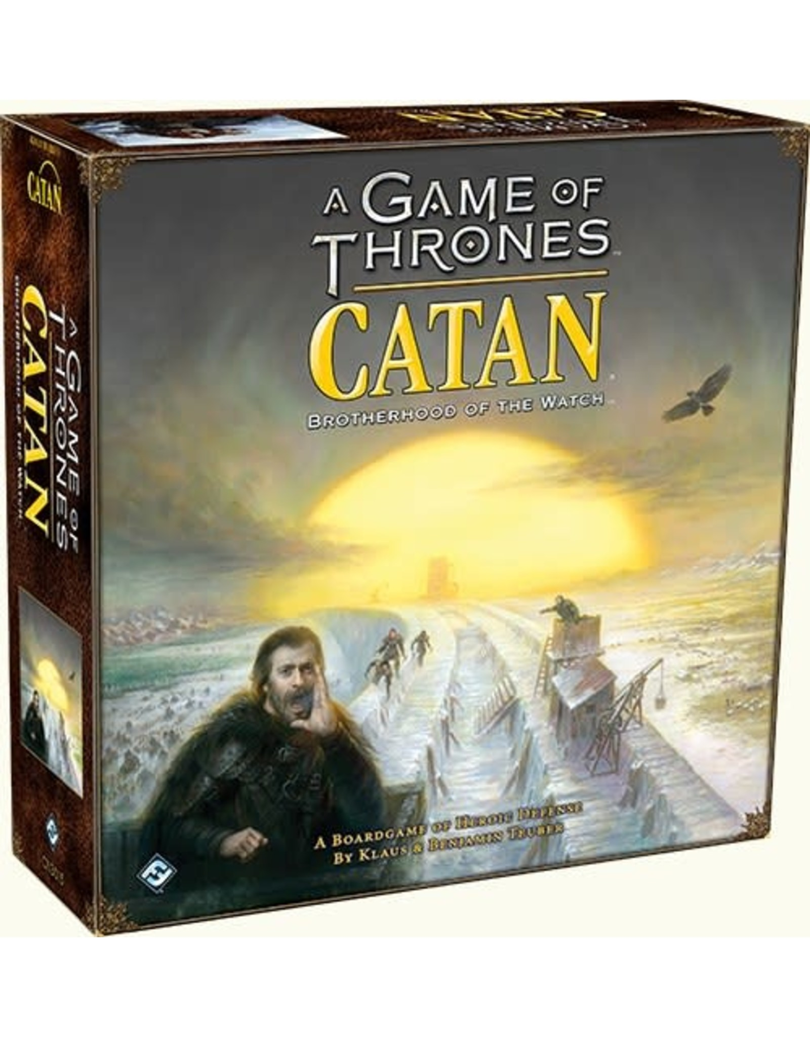 Catan A Game of Thrones Catan: Brotherhood of the Watch