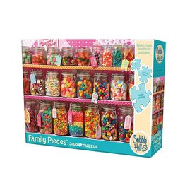 Cobble Hill Candy Counter 350 pc Family Puzzle