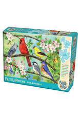Cobble Hill Bloomin' Birds 350 pc Family Puzzle