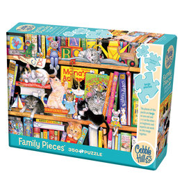 Cobble Hill Storytime Kittens 350 pc Family Puzzle