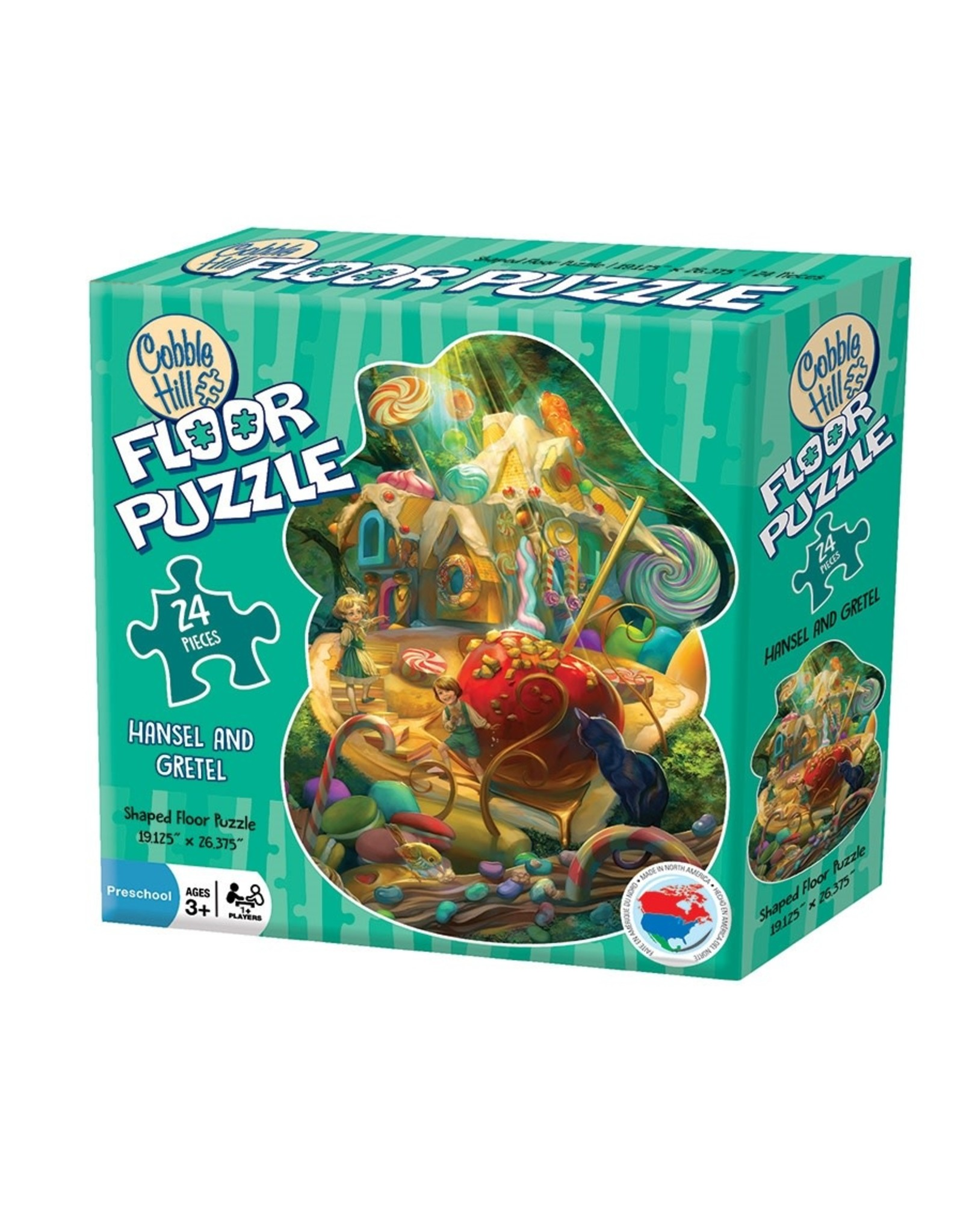 Cobble Hill Hansel and Gretel Floor Puzzle