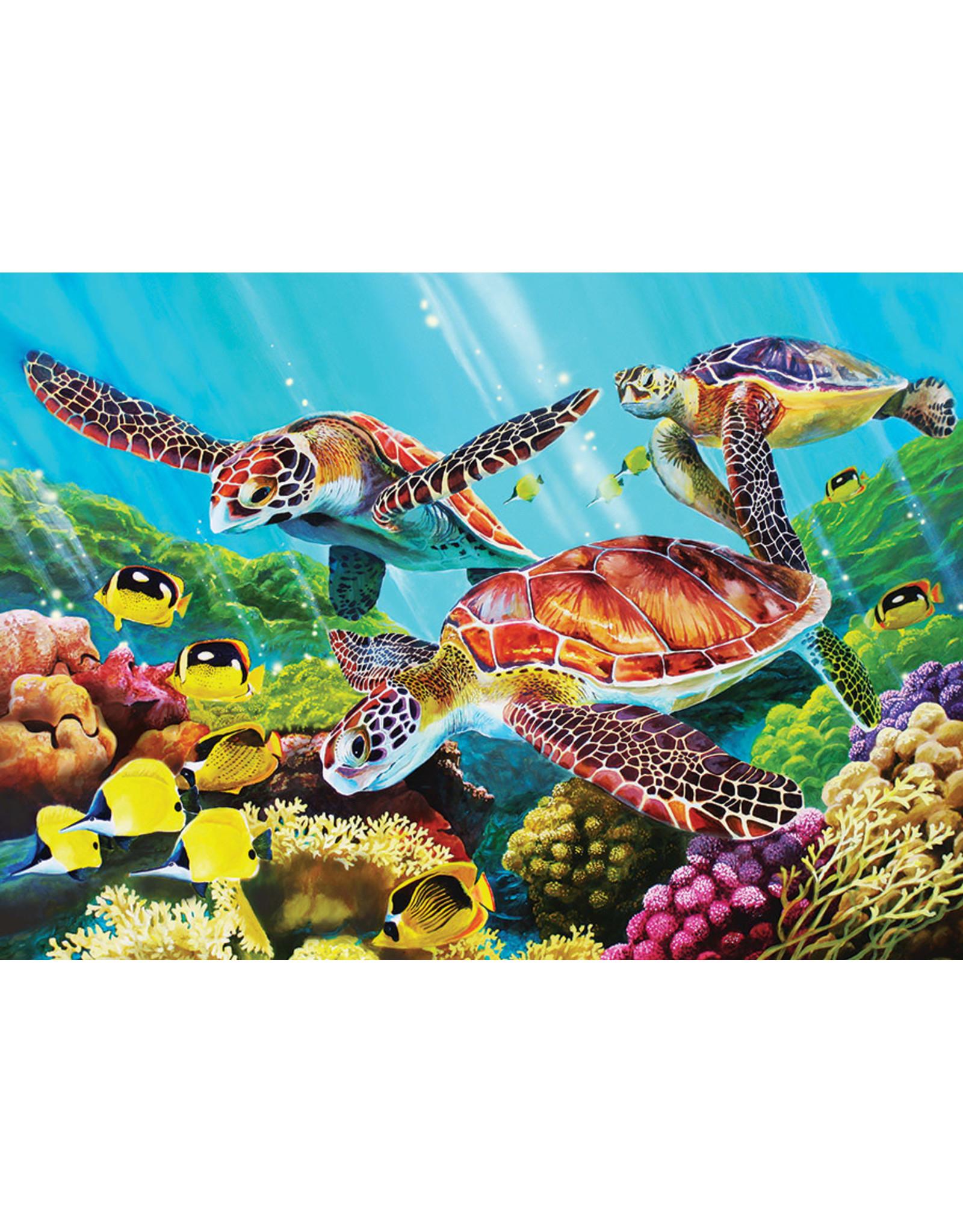 Cobble Hill Molokini Sea Tray Puzzle