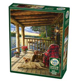 Cobble Hill Cabin Porch 1000 pc