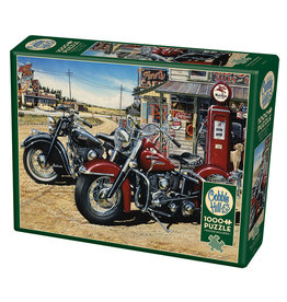 Cobble Hill Two for the Road 1000 pc