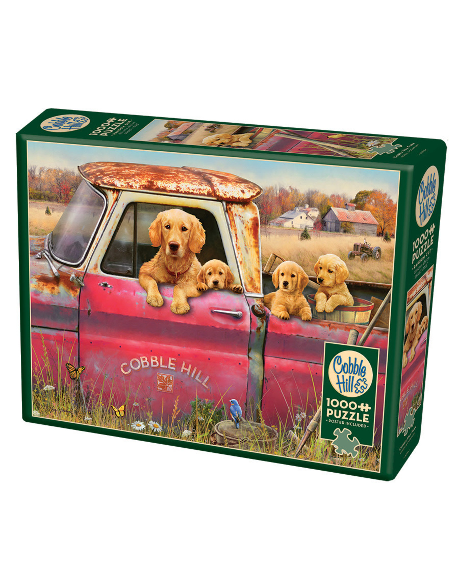 Cobble Hill Cobble Hill Farm 1000 pc