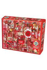 Cobble Hill Red 1000 pc
