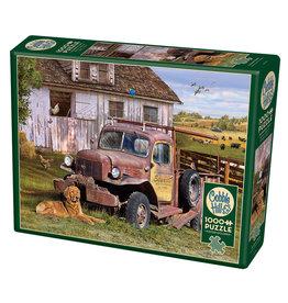 Cobble Hill Summer Truck 1000 pc
