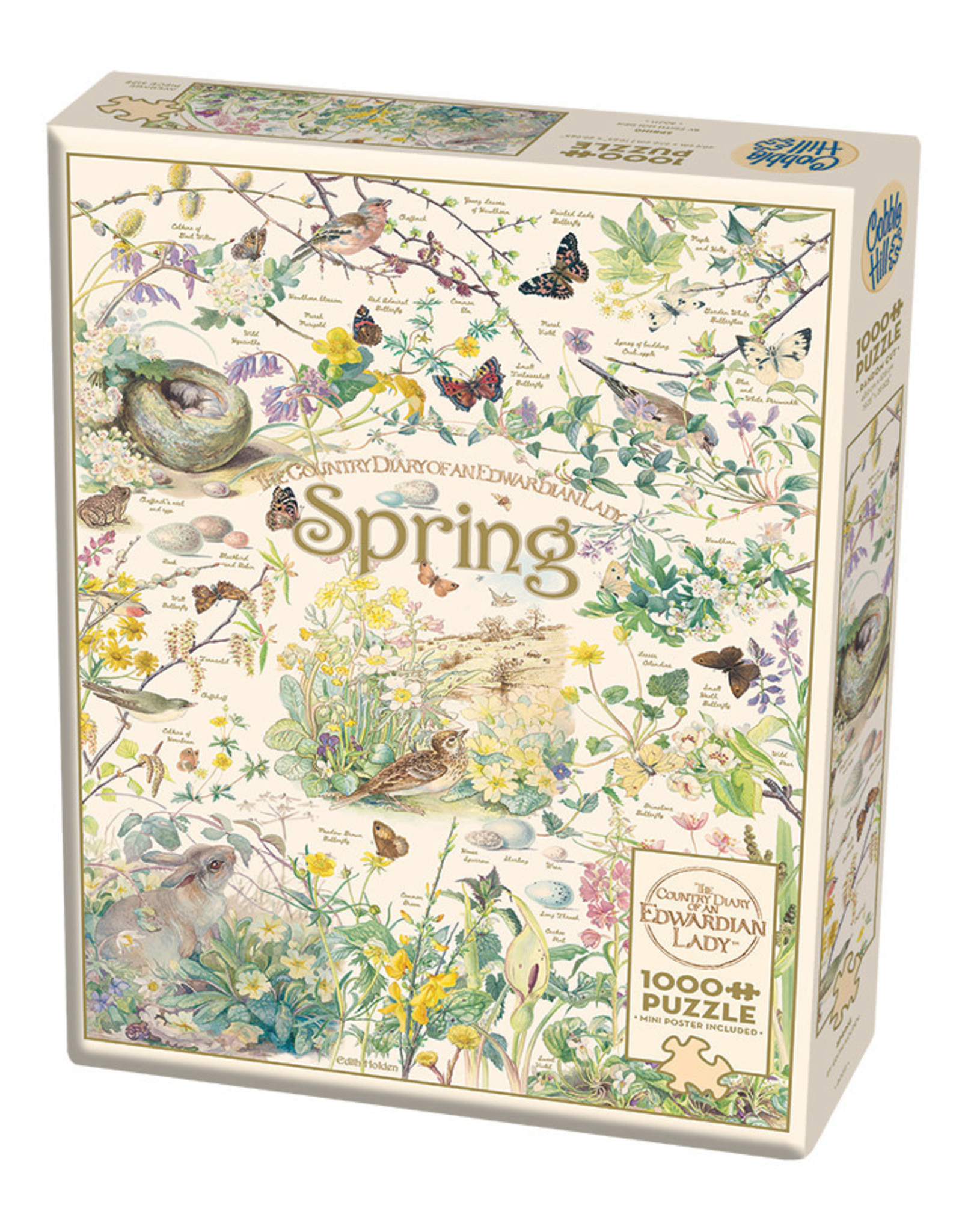 Cobble Hill Country Diary: Spring 1000 pc