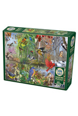 Cobble Hill Birds of the Season 1000 pc