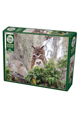 Cobble Hill Great Horned Owl 1000 pc