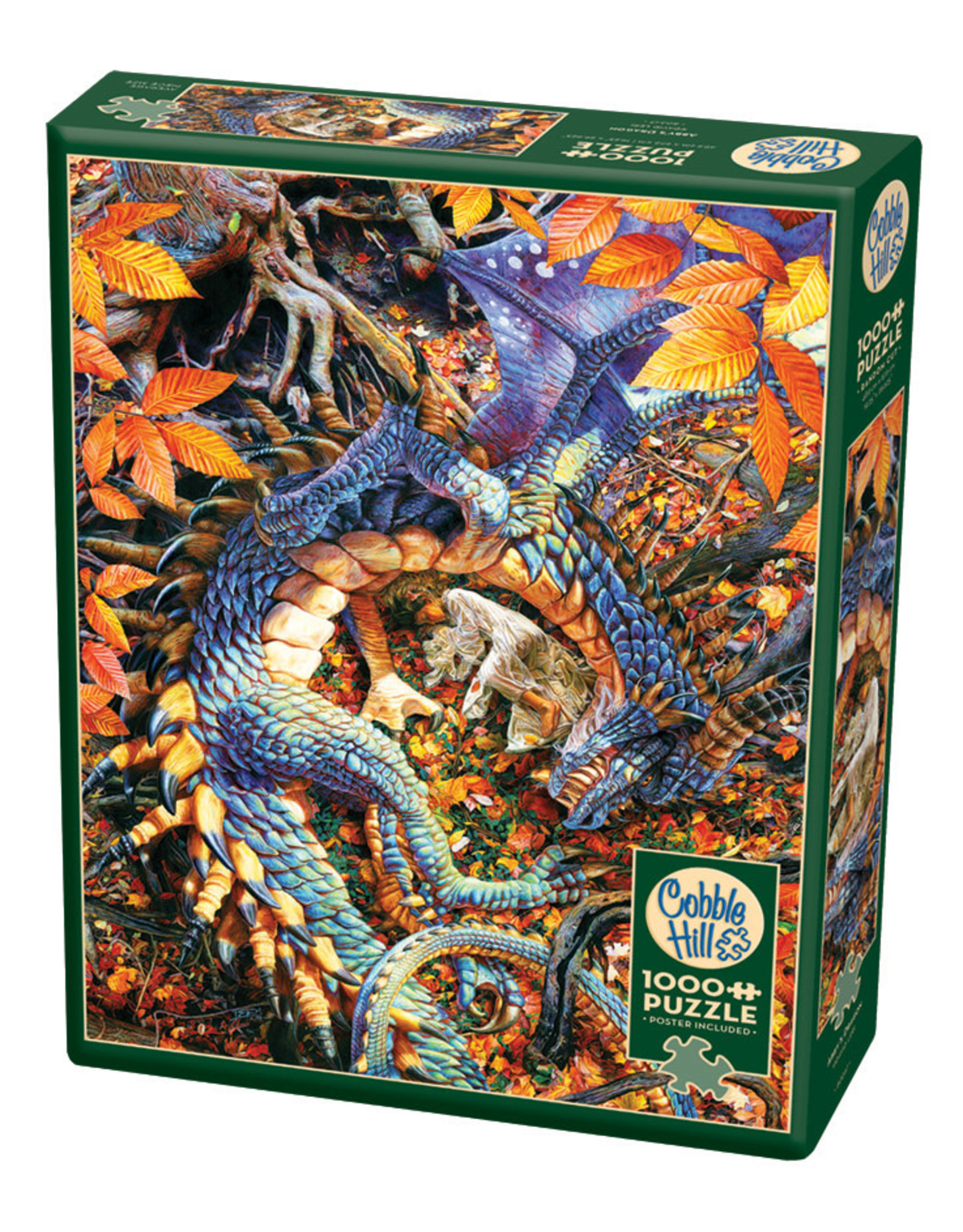 Cobble Hill Abby's Dragon 1000 pc