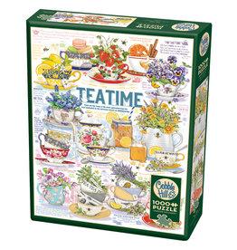 Cobble Hill Tea Time 1000 pc
