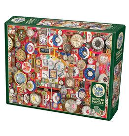 Cobble Hill Timepieces 1000 pc