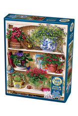 Cobble Hill Flower Cupboard 500 pc