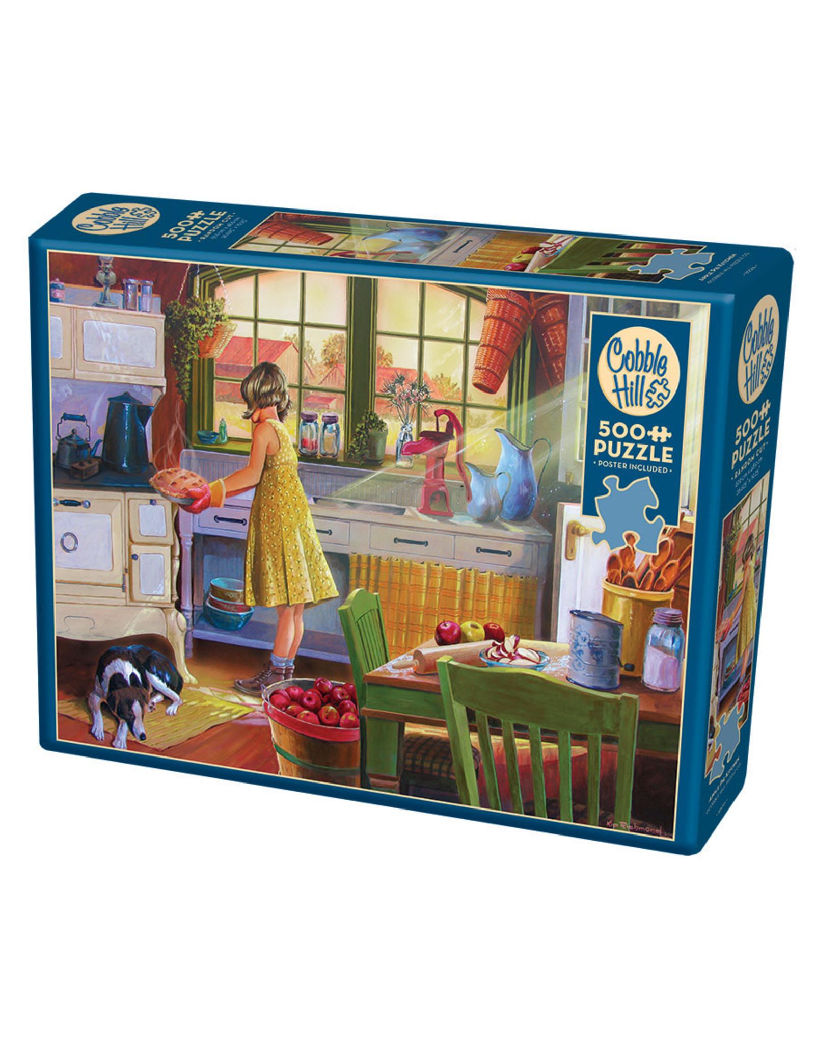 Cobble Hill Apple Pie Kitchen 500 pc