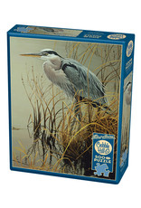 Cobble Hill Great Blue Heron 500 pc