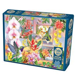 Cobble Hill Hummingbird Magic 500 pc