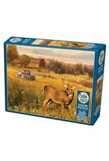 Cobble Hill Deer Field 500 pc