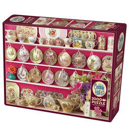 Cobble Hill Grandma's Chintz 2000 pc