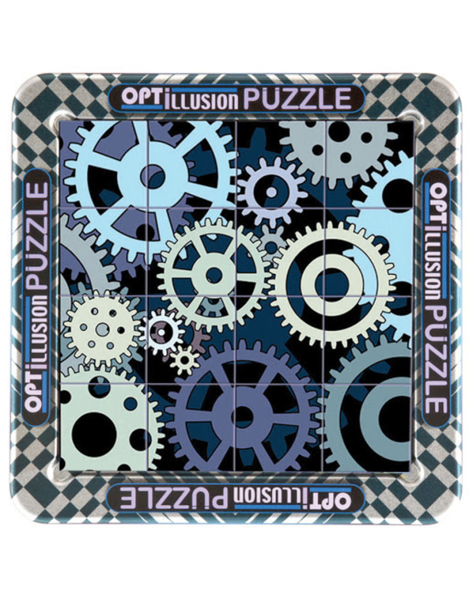 Outset Media Gears Lenticular puzzle