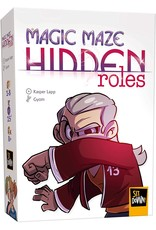 Magic Maze Hidden Roles Expansion