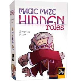Magic Maze Hidden Roles Expansion