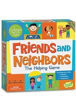 Peaceable Kingdom Friends & Neighbours Game