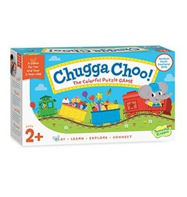 Peaceable Kingdom Chugga Choo! Game
