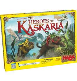 Haba The Heroes of Kaskaria