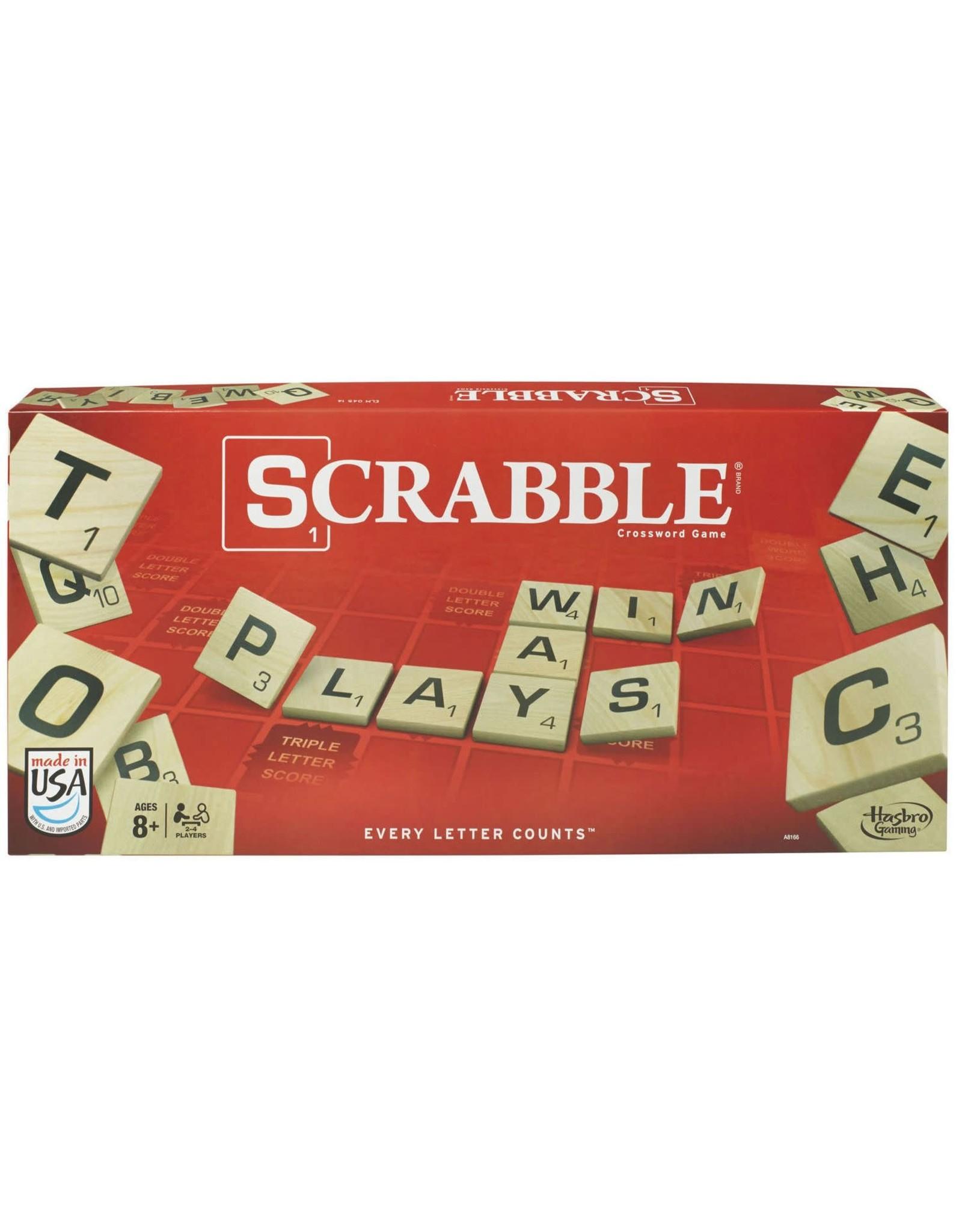Hasbro Scrabble