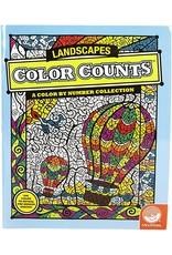 Mindware Color Counts: Landscapes