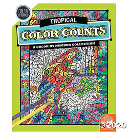 Mindware Color Counts: Tropical