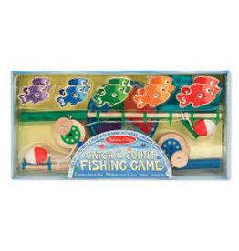 Melissa & Doug Melissa & Doug: Catch & Count Fishing Game