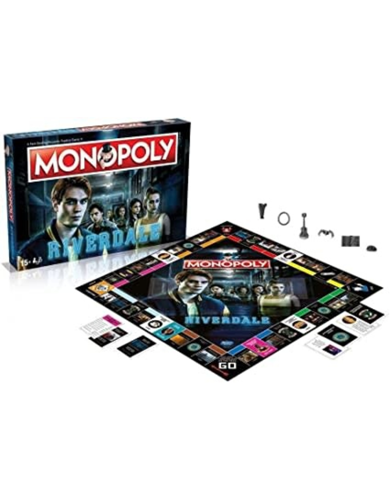 Monopoly Riverdale - clearance final sale
