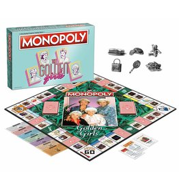 Monopoly Golden Girls - clearance