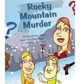 Murder Mystery - Rocky Mountain Murder