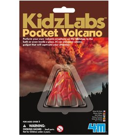4M KidzLabs Pocket Volcano